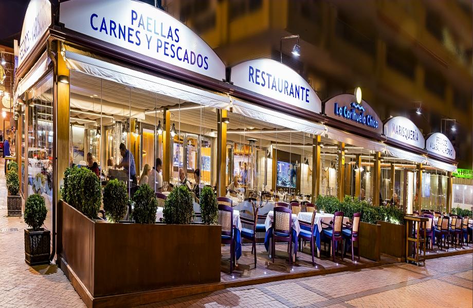 Restaurante en Fuengirola