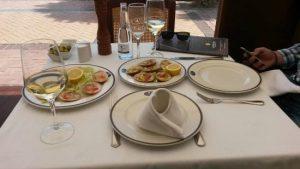 Restaurante la carihuela chica